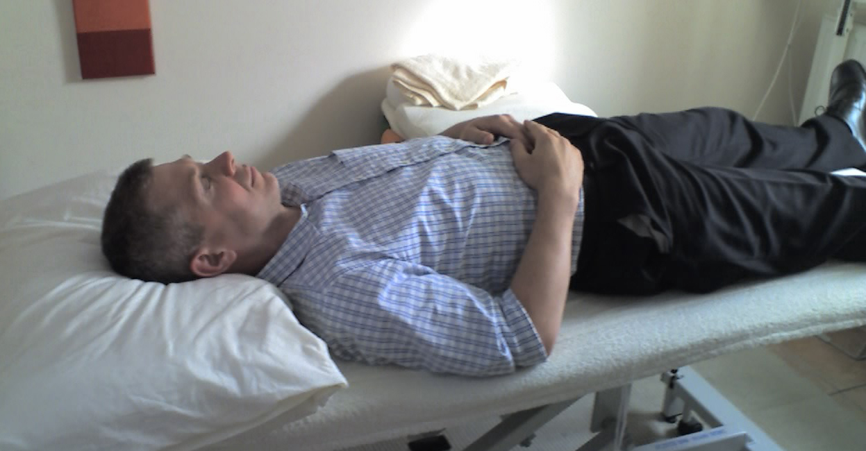 Supine Qigong for Lymph Flow